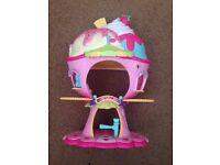 My little pony ice cream fairground play set