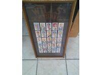 PICTURE OF CIGARETTE CARDS
