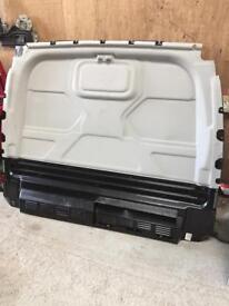 Ford transit custom bulkhead