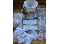 Re-usable Nappies Kit Motherease