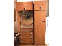 6ft tall elegant and stylish wardrobe for sale from smoke free and pet free house