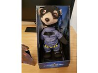 Aleksandr as Batman Limited Edition Meerkat Toy