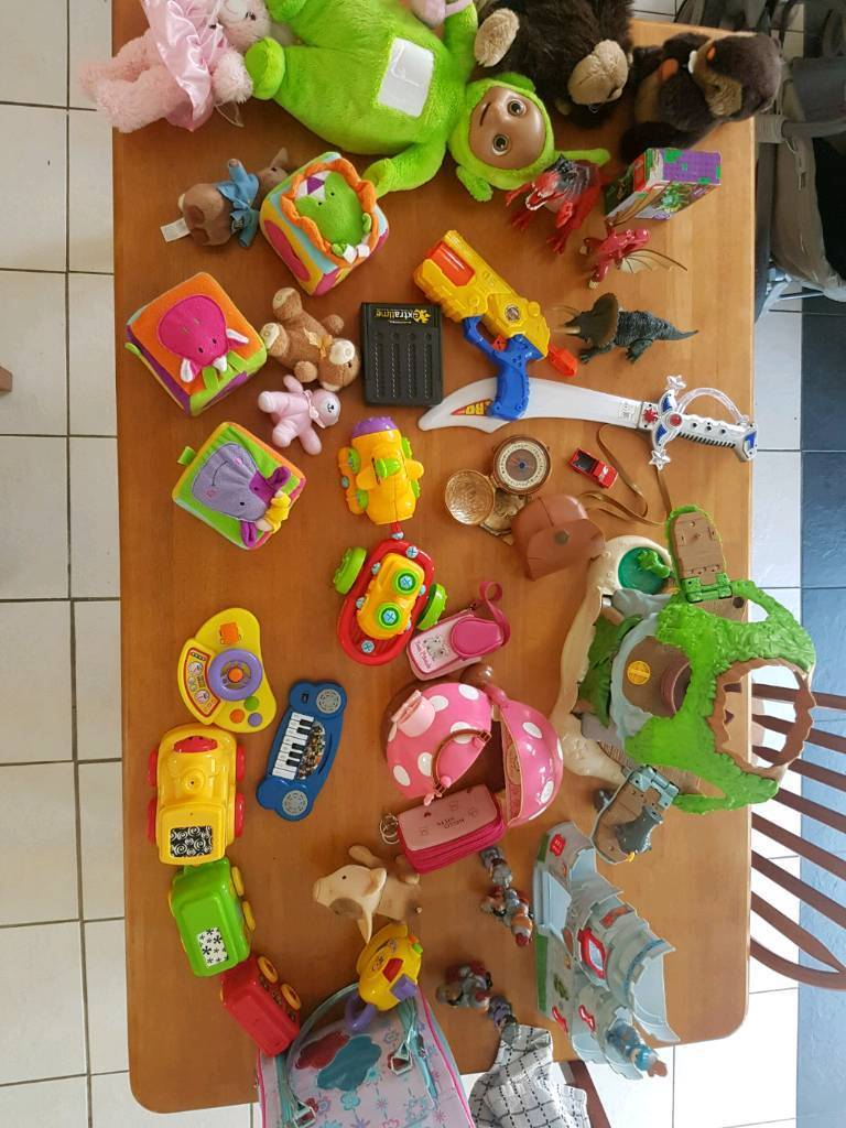 I sell toys