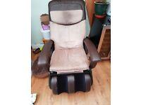Deep Massage Chair Human Touch Ht 100