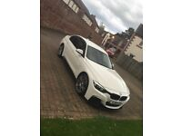 Bmw 3 series 320D M-Sport. Rare car to see at this spec 35000 miles full service history