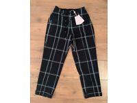 Ted Baker Women's Pants (Joggers), Black Size 1 (UK 8)