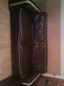 leather sofa *BARGAIN*