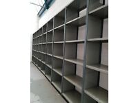 JOB LOT 500 BAYS dexion impex industrial shelving 4.8m high!! ( storage , pallet racking )