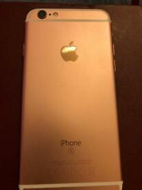 Iphone 6 s Rose Gold 16 gb