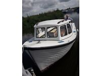 Gentlemans Launch, Fishing, Day boat