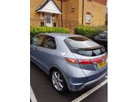 £1,900Reduced! Honda Civic. Auto gear. Satellite navigation.Clean inside out. Drive faultlessly.