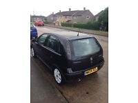 Vauxhall Corsa 04 Plate 1.4 Petrol 12 Months M.O.T Service History