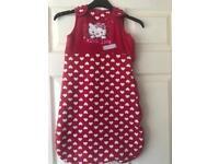 Hello kitty Grobag style sleeping bag 12-18 months