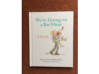 WE'RE GOING ON A BAR HUNT BOOK PARODY