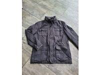 Mens M&S Autograph range black jacket