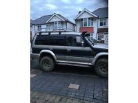 Brilliant off roader , automatic, diesel and leather interior - reluctant sale