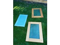 Used, Kitchen cupboard doors from B&Q kitchen for sale  Bristol