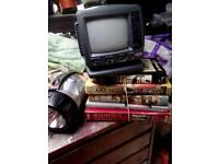 Books/ electrical bits for spares video player