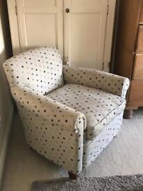 Laura Ashley arm chair