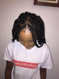Afro/Caribbean/European Hairdresser Specialised in Braids, Twists and Crochet ( Box Braids)|from £30