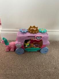 Vtech princess carriage