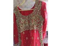Asian indian dress suit