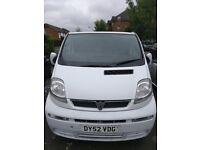 Van for sale Vauxhall vivaro