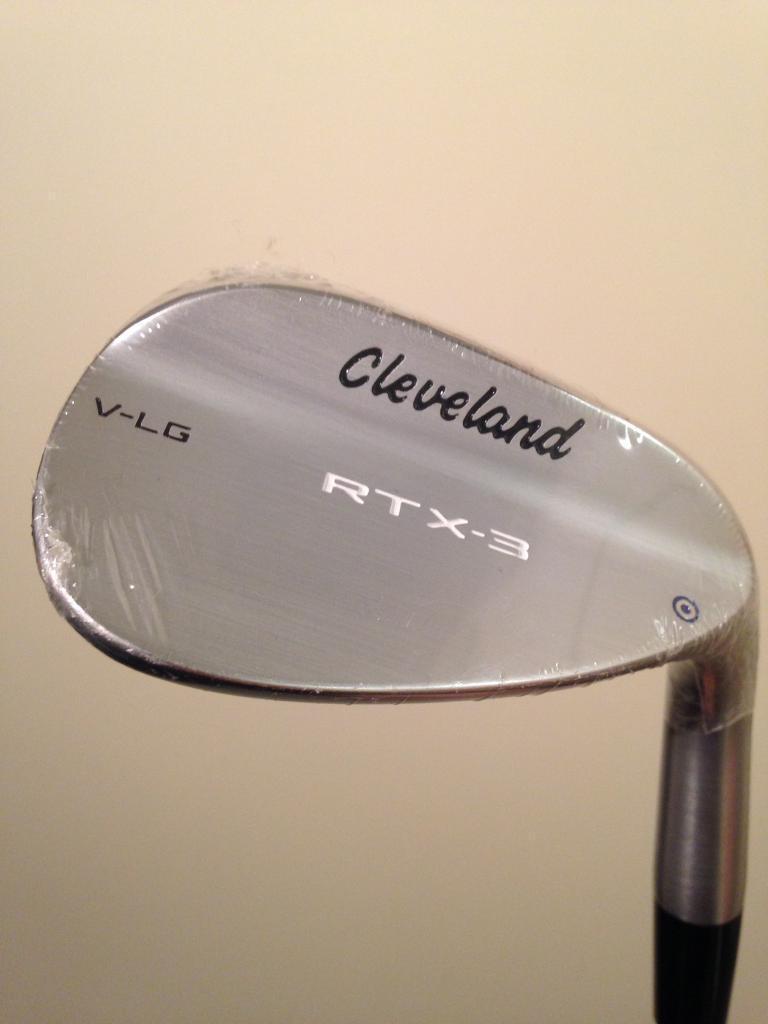 Cleveland RTX3 wedge