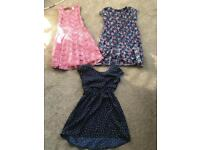 Girls dress age 6 and 7-8