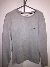Men's Lacoste sweatshirt