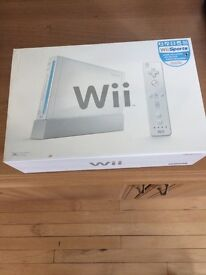 Nintendo Wii (American Version)