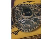 Original velvet Mexican hat