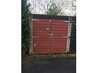 Domestic Garage For Rent Avondale Road Darwen