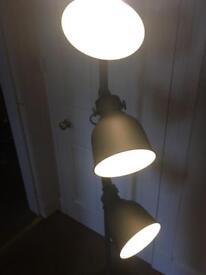 Ikea Hektar Floor Lamp, 3 lights