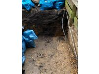 FREE great quality topsoil SE5