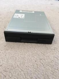 Black Floppy Disk Drive