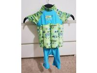 Baby float suit age 1-2 (swimming aid)
