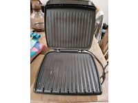 XL George Foreman grill (lean mean grilling machine), good working order
