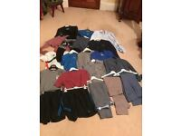 20 items of Jack wills / REISS / Abercrombie / ZARA / Topman / Adidas / Canterbury