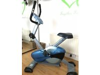 CARL LEWIS Electric Exercise Bike