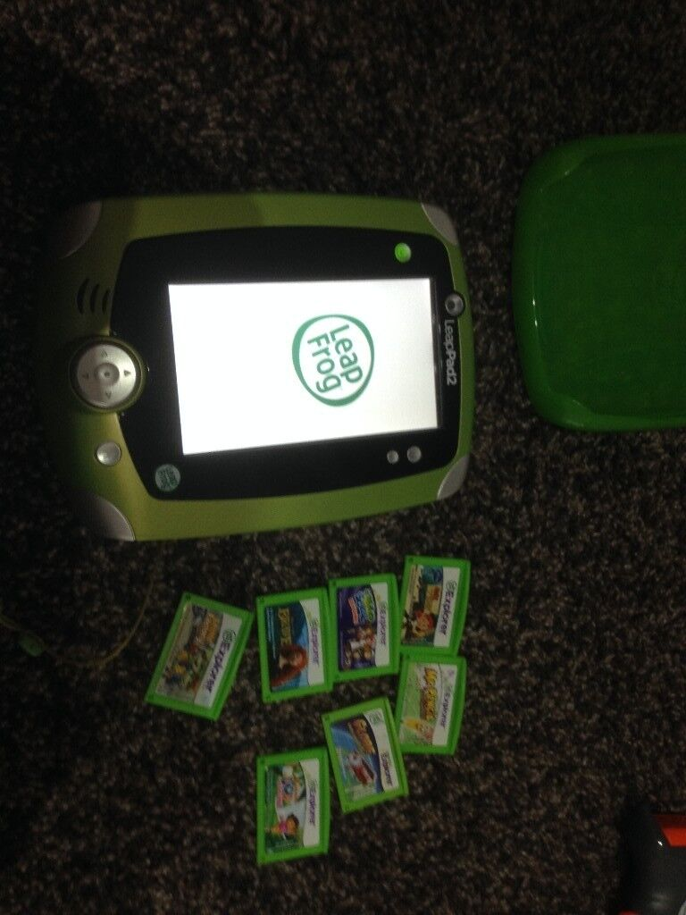 Fabulous Leapfrog Leappad Learning Tablet Green In Syston Leicestershire Gumtree Download Free Architecture Designs Rallybritishbridgeorg