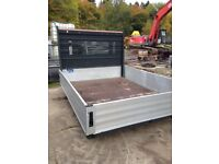 Mercedes Sprinter / Volkswagen Crafter Aluminium Sided Box