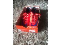 Nike football boots UK 7