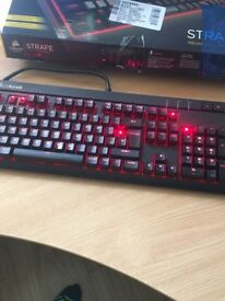 MX Corsair Gaming Mechanikas Keyboard