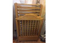 Beautiful baby cot