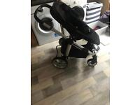 Icandy apple2pear pram to pushchair