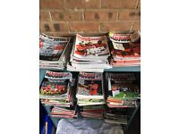 269 Manchester United programmes from 2002/3 to 2017