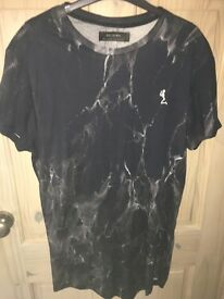 MENS RELIGION MARBLE TSHIRT MEDIUM