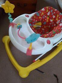 Baby walker ,star mobile,