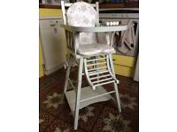Combelle high chair classic style